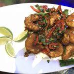 Kung Pao Cauliflower – With Shiitake Mushrooms