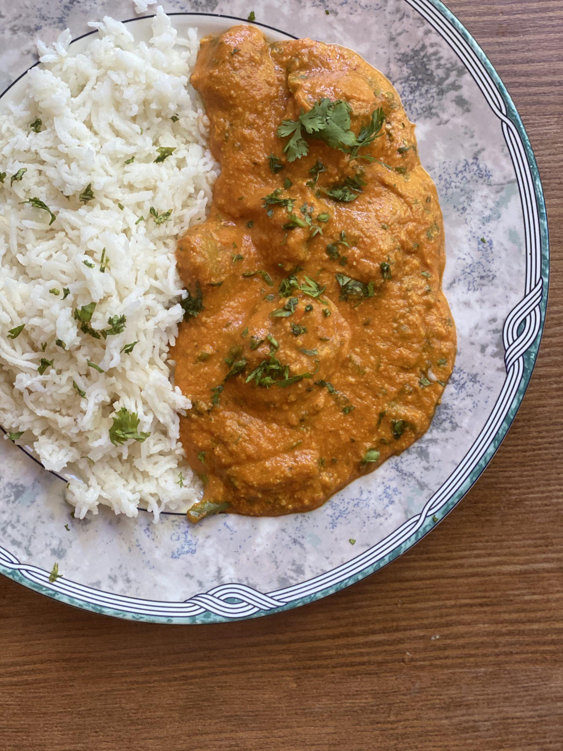 Vegan Butter Chicken – Instant Pot Edition